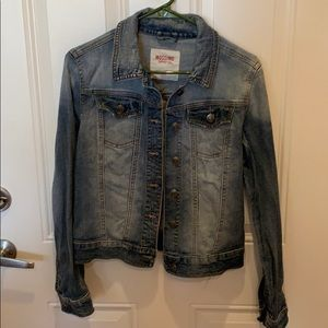Target Jean Jacket